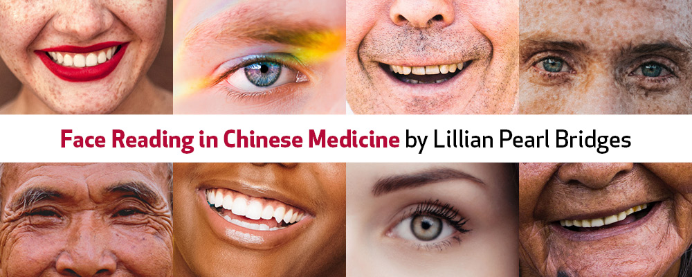 Chinese medicine facial diagnosis