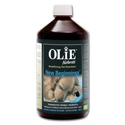 Olie Naturals New Beginnings For Pets - 500ml
