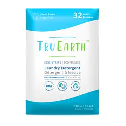 Tru Earth Eco-strips Laundry Detergent (Fresh Linen)32 Loads