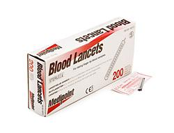 Lancets/Bleeding Needles